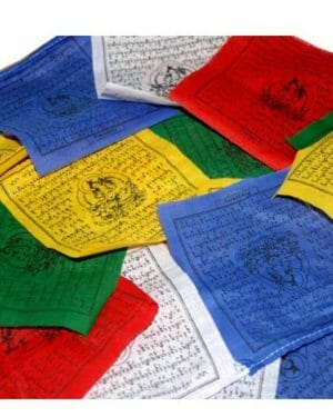 Nepal Prayer Flags