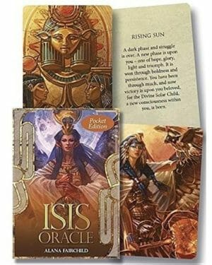 ISIS ORACLE CARD SET---ALANA FAIRCHILD
