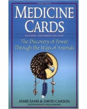 MEDICINE CARDS BY JAMIE SAMS