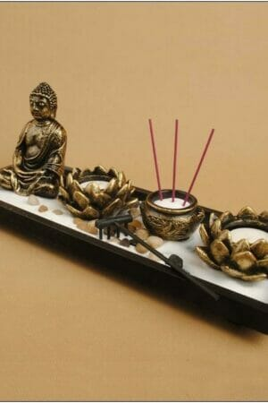 ZEN GARDEN// ELABORATE DISPLAY